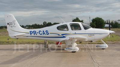 PR-CAS - Cirrus SR22-G2 - Private