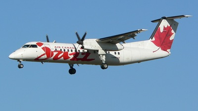 C-GTAT - Bombardier Dash 8-301 - Air Canada Jazz
