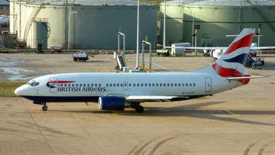 G-LGTF - Boeing 737-382 - British Airways