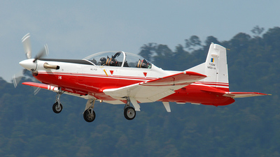 M50-14 - Pilatus PC-7 Mk.II - Malaysia - Air Force