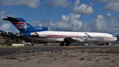 N909PG - Boeing 727-2K5(Adv)(F) - Amerijet International
