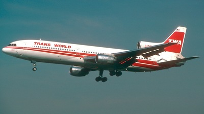 N31018 - Lockheed L-1011-50 Tristar - Trans World Airlines (TWA)