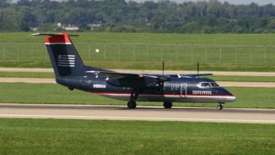 A picture of N985HA - De Havilland Canada Dash 8200 - [479] - © Jim Hadley