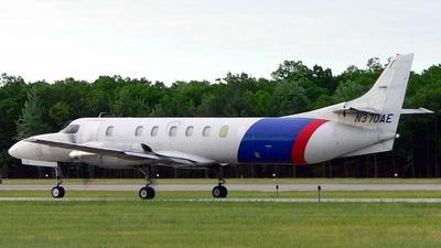 A picture of N370AE - Fairchild Swearingen Metroliner - [AC506] - © Brad Rinehart