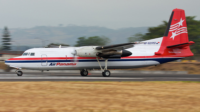 HP-1631PST - Fokker F27-500F Friendship - Air Panama