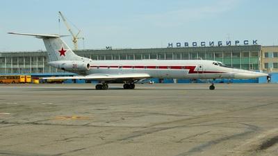 31 - Tupolev Tu-134 - Russia - Air Force