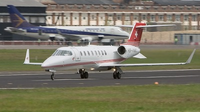 HB-VMC - Bombardier Learjet 45 - Private