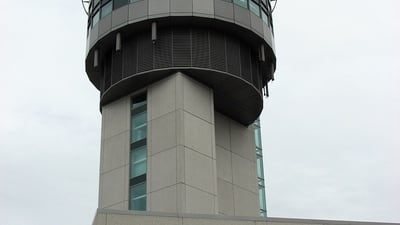 CYQB - Airport - Control Tower