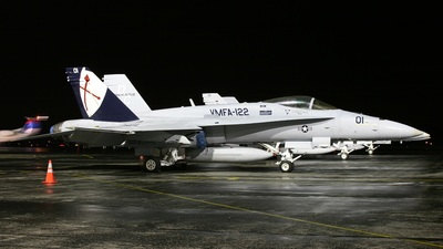 164264 - McDonnell Douglas F/A-18C Hornet - United States - US Marine Corps (USMC)