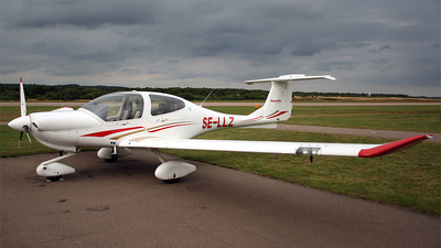 SE-LLZ - Diamond DA-40 Diamond Star - Ljungbyheds Flygklubb