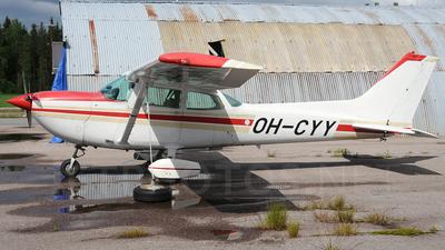 OH-CYY - Cessna R172K Hawk XP - Private