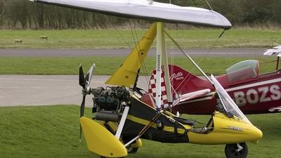G-CCHO - Mainair Pegasus Quik - Private