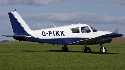 A picture of GPIKK - Piper PA28140 - [2822932] - © hjcurtis
