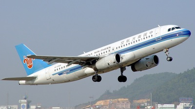 B-2368 - Airbus A320-232 - China Southern Airlines