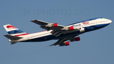 HS-UTM - Boeing 747SR-46(SUD) - Orient Thai Airlines