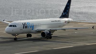 CS-TQH - Airbus A320-211 - HiFly