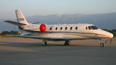 G-OROO - Cessna 560XL Citation Excel - Private