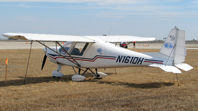 N161DH - Aerosport Icarus C42 FB100 - Private