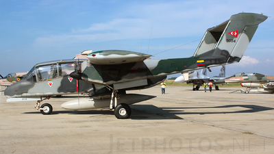 9004 - North American OV-10A Bronco - Venezuela - Air Force
