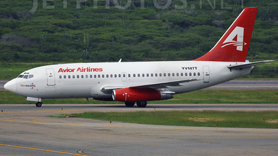 YV187T - Boeing 737-2H4(Adv) - Avior Airlines