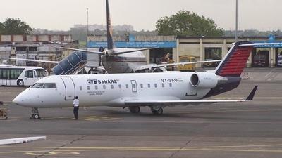 VT-SAO - Bombardier CRJ-200LR - Air Sahara