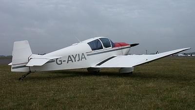 G-AYJA - Jodel DR1050 Ambassadeur - Private