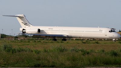 N976AS - McDonnell Douglas MD-83 - Ryan International Airlines