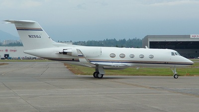 N25GJ - Gulfstream G-II - Private