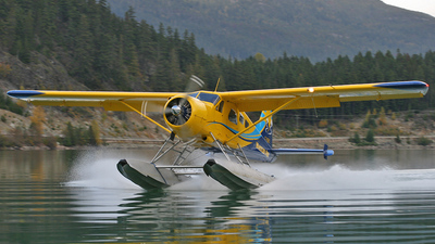 C-FSKZ - De Havilland Canada DHC-2 Mk.I Beaver - Whistler Air Services