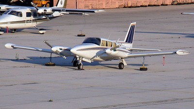 - Piper PA-39-160 Twin Comanche C/R - Private