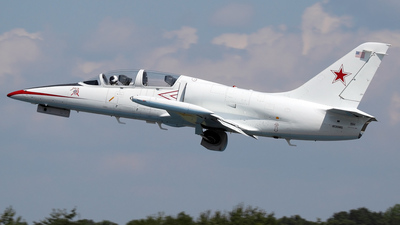 A picture of N139MS - Aero L39 Albatros - [031611] - © Joe Osciak