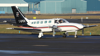 A picture of CGPSR - Piper PA46310P - [468508042] - © Ian Howat
