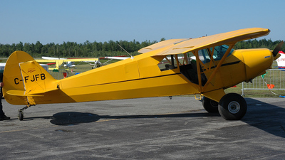 C-FJFB - Piper PA-12-125 Super Cruiser - Private