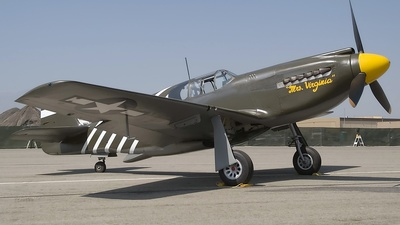 NX4235Y - North American P-51 Mustang - Private