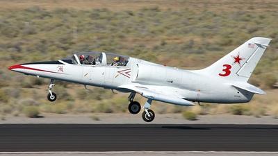 A picture of N139MS - Aero L39 Albatros - [031611] - © Tom Bukowski