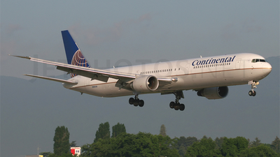 N66056 - Boeing 767-424(ER) - Continental Airlines