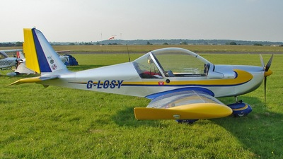 Evektor-Aerotechnik EV97 Eurostar - Private