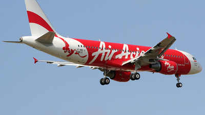 F-WWIG - Airbus A320-216 - Indonesia AirAsia