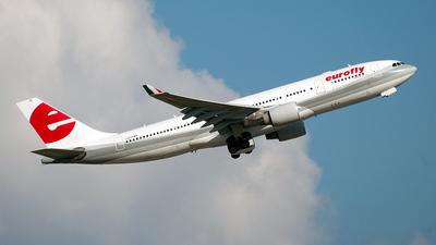I-EEZL - Airbus A330-223 - Eurofly