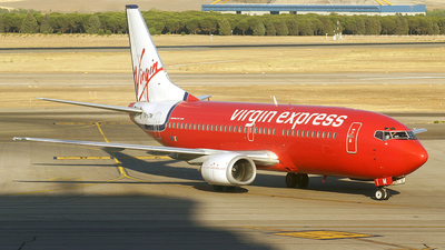 OO-LTM - Boeing 737-3M8 - Virgin Express