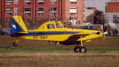 EC-GGY - Air Tractor AT-802F - Avialsa