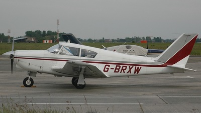 G-BRXW - Piper PA-24-260 Comanche - Private