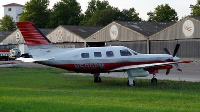 N595PM - Piper PA-46-350P Malibu Mirage/Jetprop DLX - Private