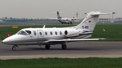 Beechcraft 400A Beechjet - Nurol Aviation