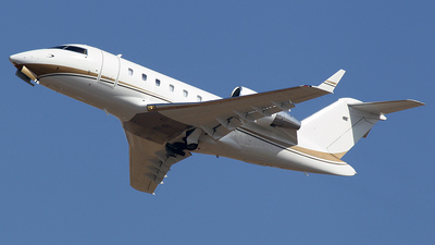 N933ML - Bombardier CL-600-2B16 Challenger 605 - Private