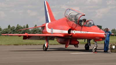 XX253 - British Aerospace Hawk T.1A - United Kingdom - Royal Air Force (RAF)