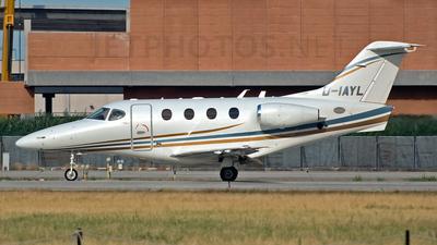 D-IAYL - Raytheon 390 Premier I - Windrose Air