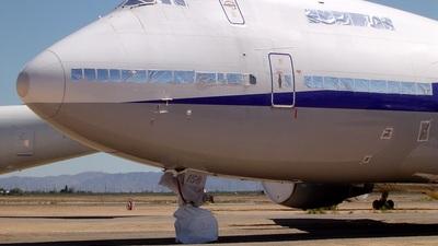 JA8156 - Boeing 747SR-81 - All Nippon Airways (ANA)