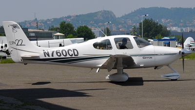 N760CD - Cirrus SR22 - Cirrus Design Corporation