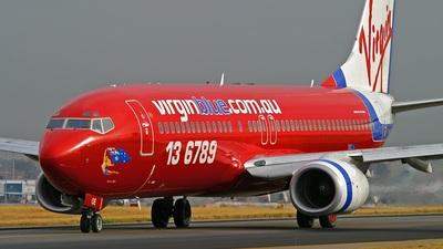 VH-VOE - Boeing 737-86Q - Virgin Blue Airlines